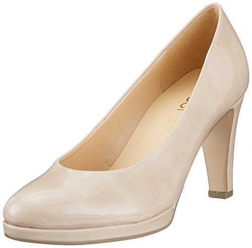 Gabor Shoes Damen Fashion Pumps, Beige (Sand), 40 EU