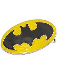 Enamel Batman Belt Buckle