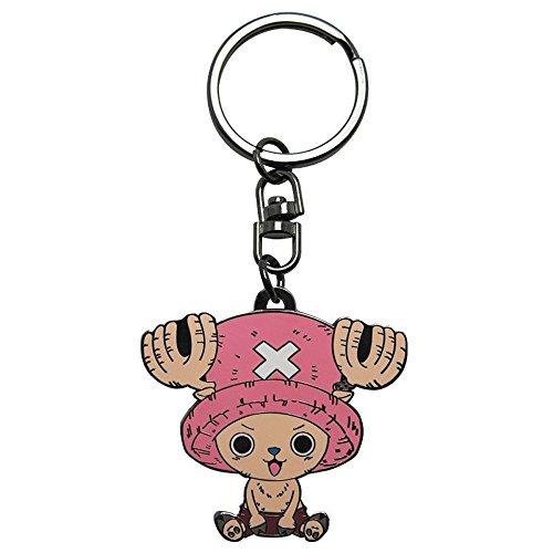 One Piece - Metall Schlüsselanhänger - Tony - Tony Chopper Kostüm