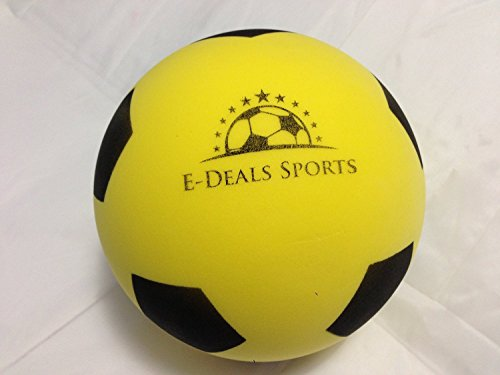 Foam Football - Size 5 - Yellow