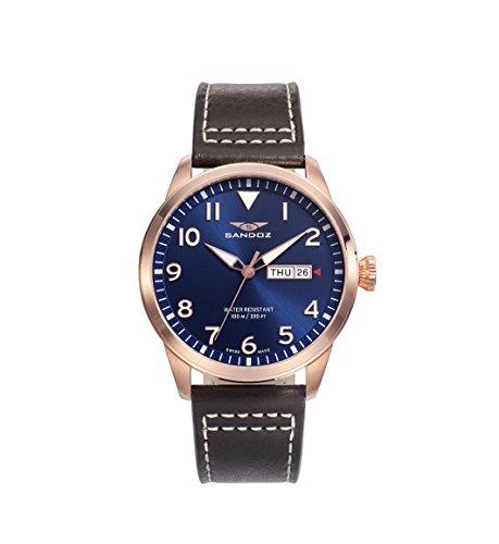 Swiss Watch Sandoz Man 81421–35
