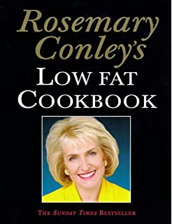low fat diet rosemary conley 4g