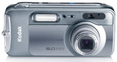 Kodak LS753 Zoom EasyShare Digitalkamera (5 Megapixel)