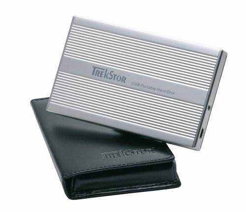 Trekstor USB-Storage DataStation pocket x.u externe Festplatte USB 2.0 / 6,4 cm (2,5 Zoll) / 120 GB