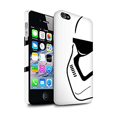 STUFF4 Phone Case/Cover/Skin / IP-3DSWG / Assault Trooper Helmet Collection from Stuff4