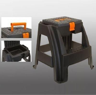 Generic lti Tool B Box Aufbewahrungsbox M Multi Tool le Double Step Strong Self Balanced ic Paint DIY Hocker Mechanic Paint DIY (Lti-tools)