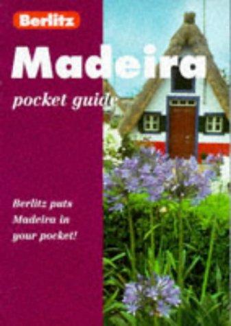 Madeira (Berlitz Pocket Guide)