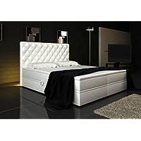 suchergebnis auf f r boxspringbett 140x200 140 x 200 cm schlafzimmer m bel. Black Bedroom Furniture Sets. Home Design Ideas