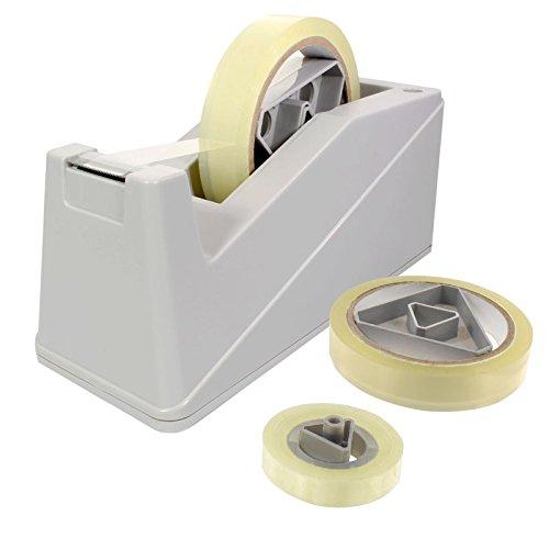 Tischabroller für Klebeband bis 25 mm Breite