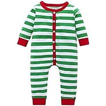 Disfraz Navidad Peleles para Bebe Niñas 6 Meses-24 Meses Invierno PAOLIAN Monos Manga Largas