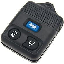 Emma De Repuesto para Ford Transit Connect 3 Botón Mando a Distancia Llavero Carcasa reparación