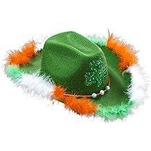 Video Delta - Sombrero para disfraz de adulto Cowgirl