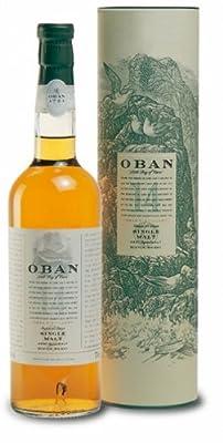 Oban 14 Years Single Malt Whisky