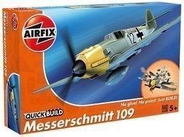 Airfix Schnelles Gebaut Messerschmitt Modell Bausatz