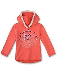 Sanetta 124241, Sweat-Shirt à Capuche Fille