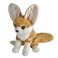 Wild Republic 11507 Fennec Fox Plush Soft, Cuddlekins Cuddly Toys, Gifts for Kids 30 cm