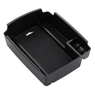 Mittelkonsole Armlehne Aufbewahrungsbox Handschuh Box Organizer Automatikgetriebe nur verwenden