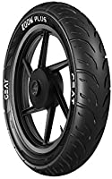 Ceat Zoom Plus 110/90-18 61P Tubeless Bike Tyre,Rear (Home Delivery)