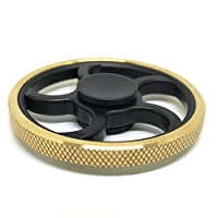 Hand spinner, Finger Gyro Round, Focus Anxiety Relief