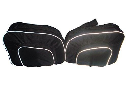 B40-1-Paar-Kofferinnentaschen-fr-BMW-BMW-R100R-K75-K100-K1100RS-K1100LT-Motorradtaschen-Innentaschen-neu
