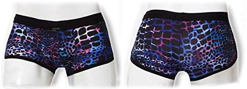 Body Art Bade Minipant Despina violett Schwarz