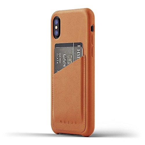 Mujjo CS-092-TN 5.8' Funda cartera Bronceado - Fundas para teléfonos...