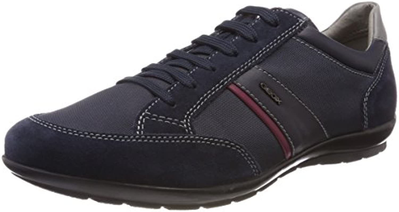 Geox Uomo Symbol a, Zapatillas para Hombre -