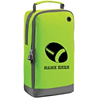 Personalised Rugby Boot Bag with Carry Handle