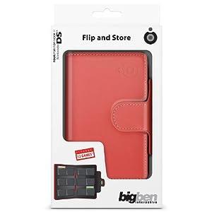 Nintendo DSi/DS Lite/DSi XL – Flip & Store – Spiele-Etui (farbig sortiert)