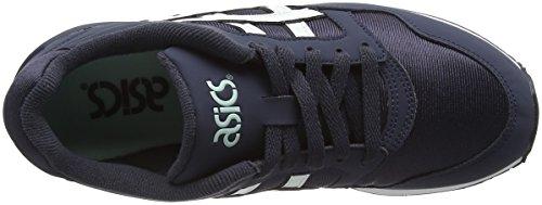 Asics Unisex Gelatlanis Scarpe Da Jogging Blu (inchiostro India / Bianco)