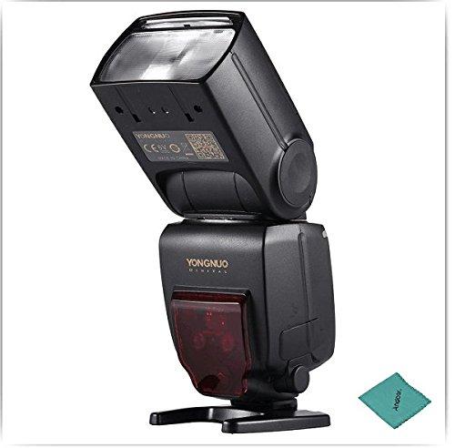 Andoer Fly Leaf Lens Case Sac pochette 15 * 8.5cm pour Objectifs DSLR Nikon Canon Sony FY-3