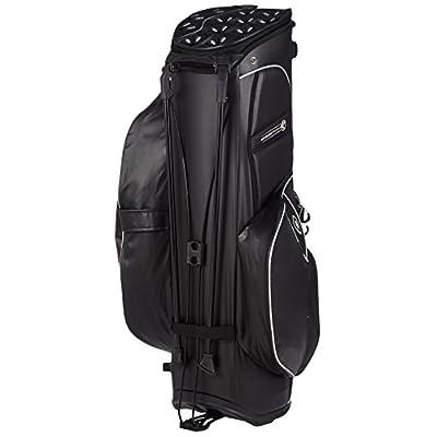 Ogio Unisex Aquatech Silencer Standbag, Jet Black/Silver - sports-outdoor-bags, golf-club-bags