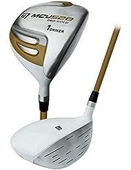 Masters 520Clubs de Golf pour driver