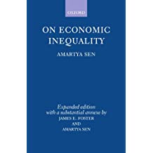 On Economic Inequality (Radcliffe Lectures): Enlarged Edition