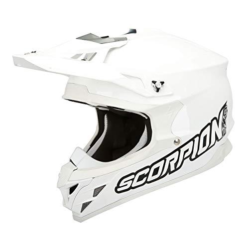 Scorpion 35 100 06 06 VX 15 Evo   Casco exterior fibra