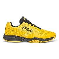 Fila Men's Axilus 2 Energized Tennis Shoe 9.5 Multi