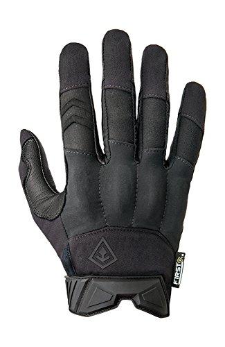 First Tactical Hard Knuckle Glove, Schwarz, S (Geschlossene Motor)