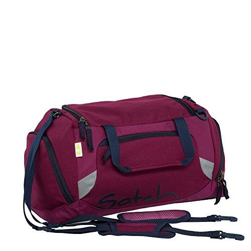 SATCH Pure Sporttasche SAT-DUF-001-408, 50 cm, 25 L, Purple