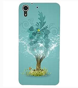 ColourCraft Creative Image Design Back Case Cover for HTC DESIRE 626S