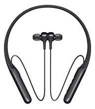 Sony WI-C600N Cuffie Wireless In-Ear con Noise Cancelling, DSEE, Alexa Built-in, Compatibile con Google Assistant e Siri, Bluetooth, NFC, Nero
