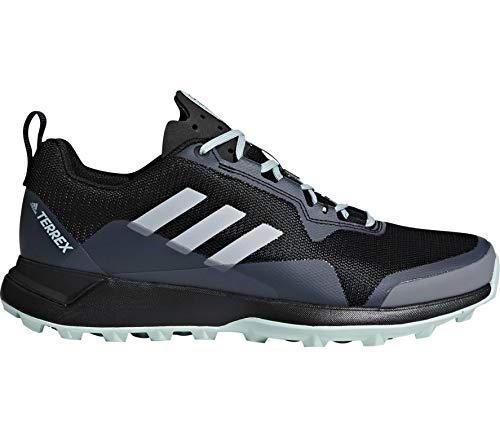 adidas Damen Terrex CMTK W Traillaufschuhe, Schwarz (Negbas/Blatiz/Vercen 000), 40 2/3 EU