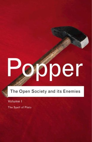 The Open Society and Its Enemies: Volume 1: The Spell of Plato  (Routledge Classics): Vol 1