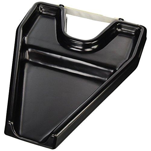 Crisnails® Lavacabezas Portátil para Silla Regulable y Basculante, Bandeja Portátil, Color Negro