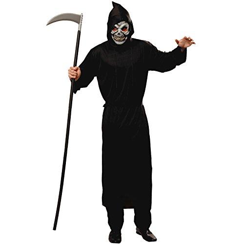 Anladia Halloween Fasching-Party Kostüm Horror Zombie Kostüm Damen Herren Fasching Halloween ()