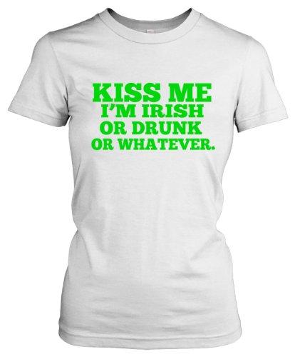 crazy-dog-tshirts-womens-kiss-me-im-irish-or-drunk-or-whatever-t-shirt-womens-patricks-day-white-xxl