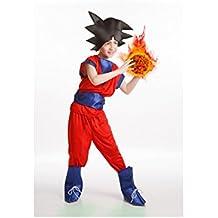 Disfraz de Guerrero Espacial Goku infantil