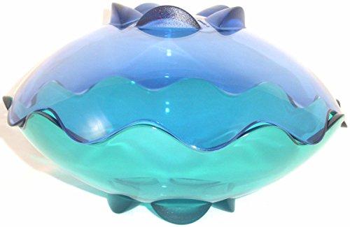 1a TUPPER C129 Schüssel Set ELEGANZIA VENUS Schalen 2x 400 ml --- blau türkis