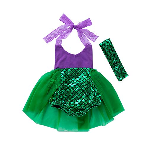 - Baby Mermaid Outfit