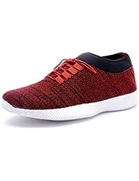 d94b9603eb5d Red Men s Sneakers  Buy Red Men s Sneakers online at best prices in ...
