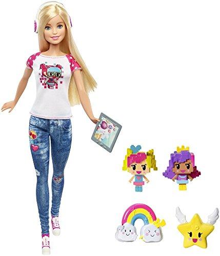 Barbie Superheroína de Videojuego - Muñeca